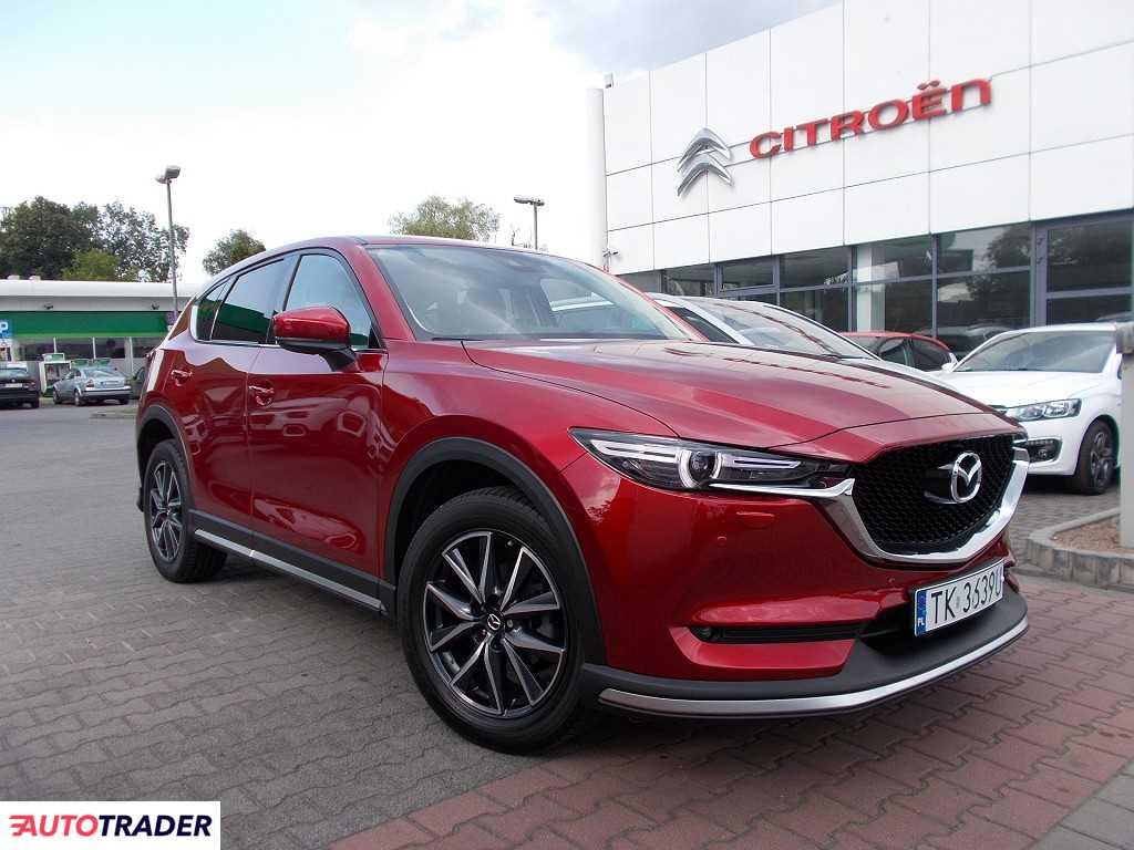 Mazda CX-5 2018 2.0 160 KM