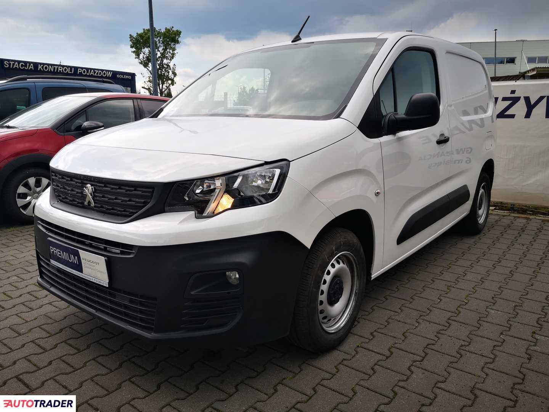Peugeot Partner 2019 1.6