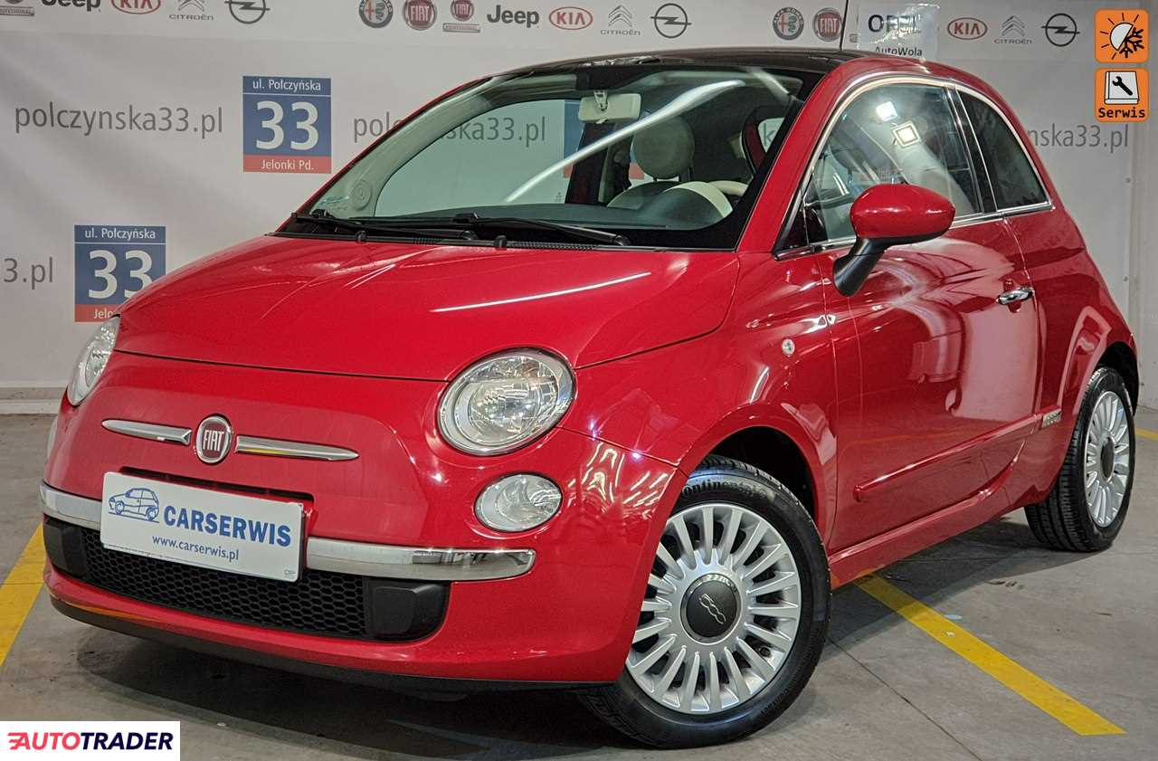 Fiat 500 2014 1.2 69 KM