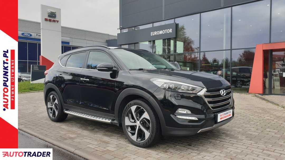 Hyundai Tucson 2016 2 136 KM