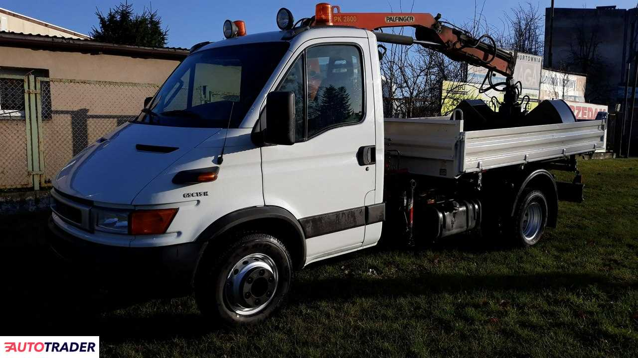 Iveco Daily 2003 2.8