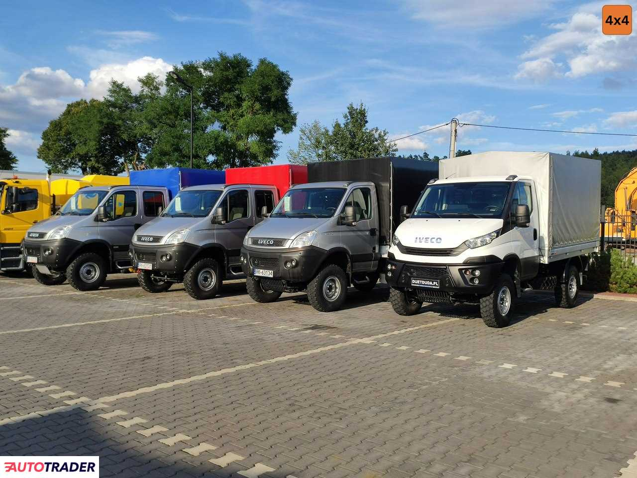 Iveco Daily 2017 3
