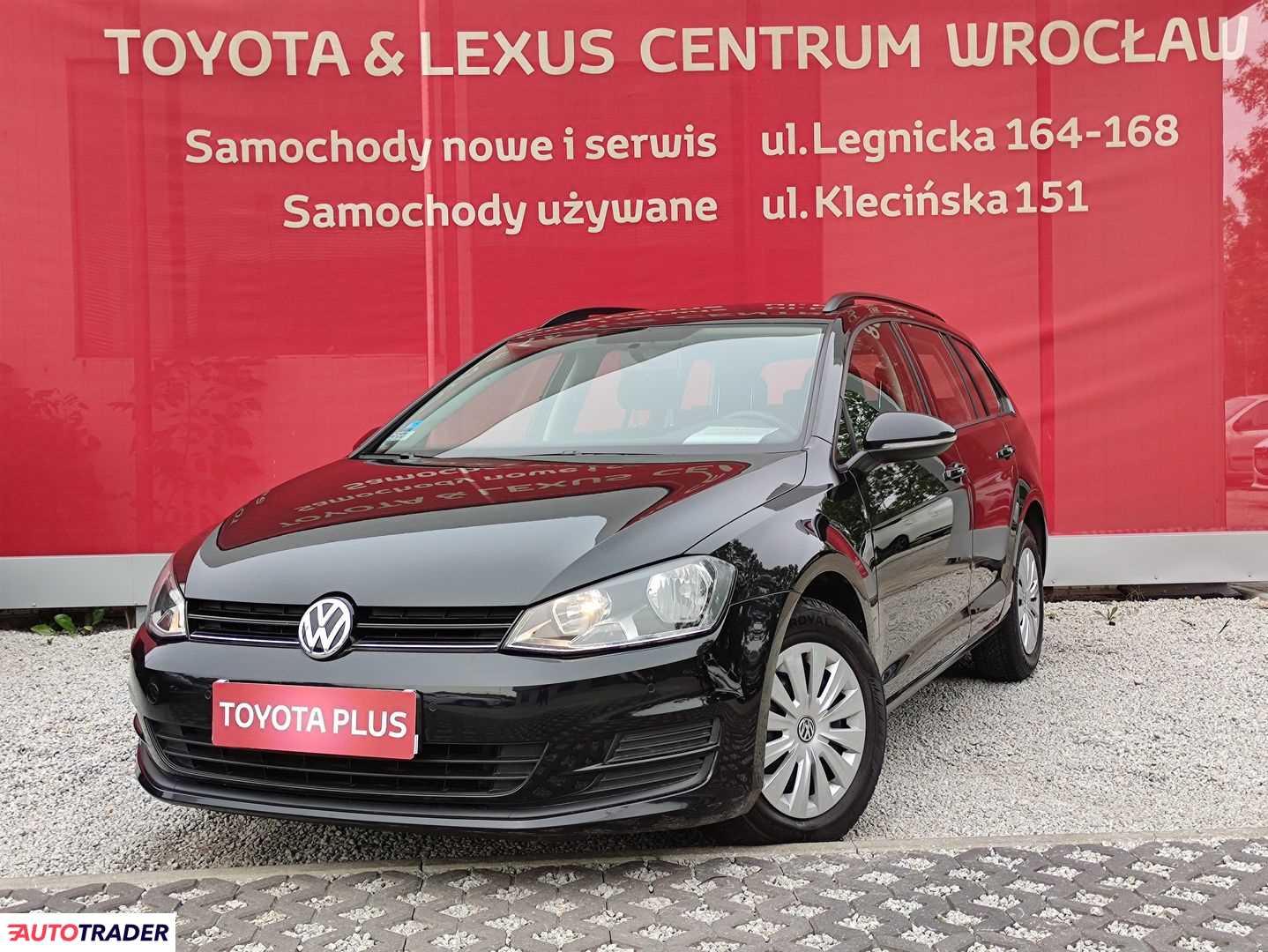 Volkswagen Golf 2015 1.4 125 KM