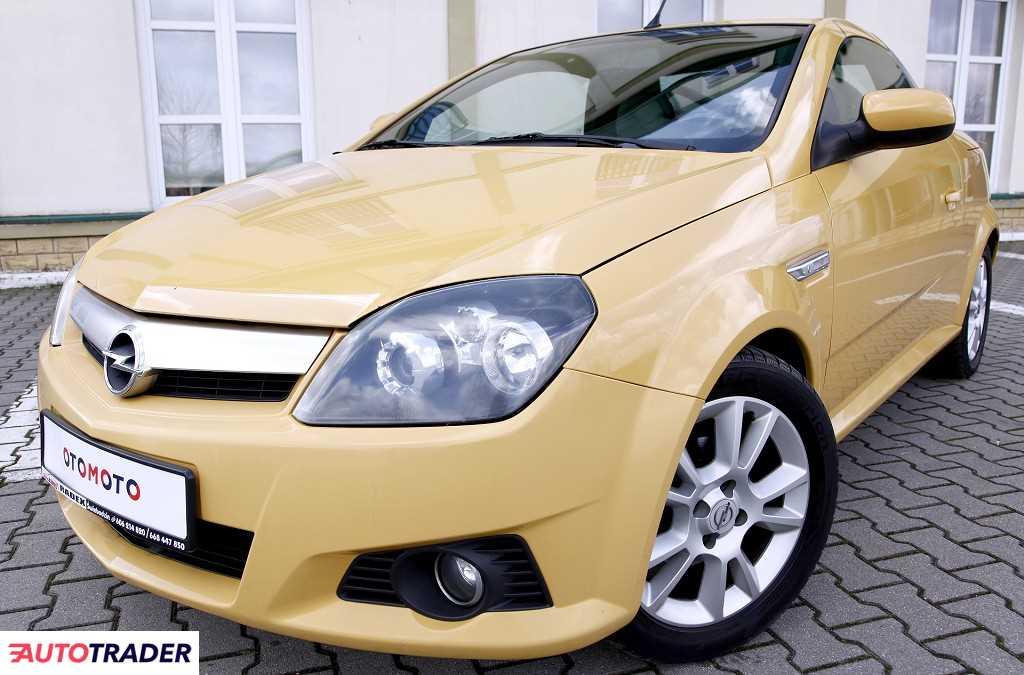 Opel Tigra 2004 1.8 125 KM