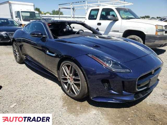 Jaguar F-Type 2017 5