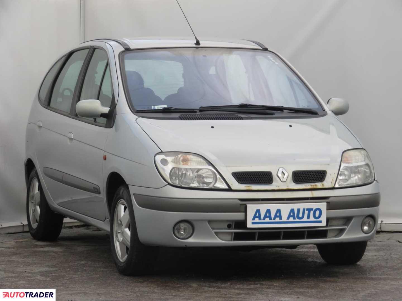 Renault Scenic 2002 2.0 138 KM