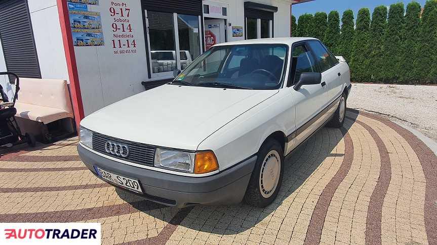 Audi 80 1991 1.6 69 KM
