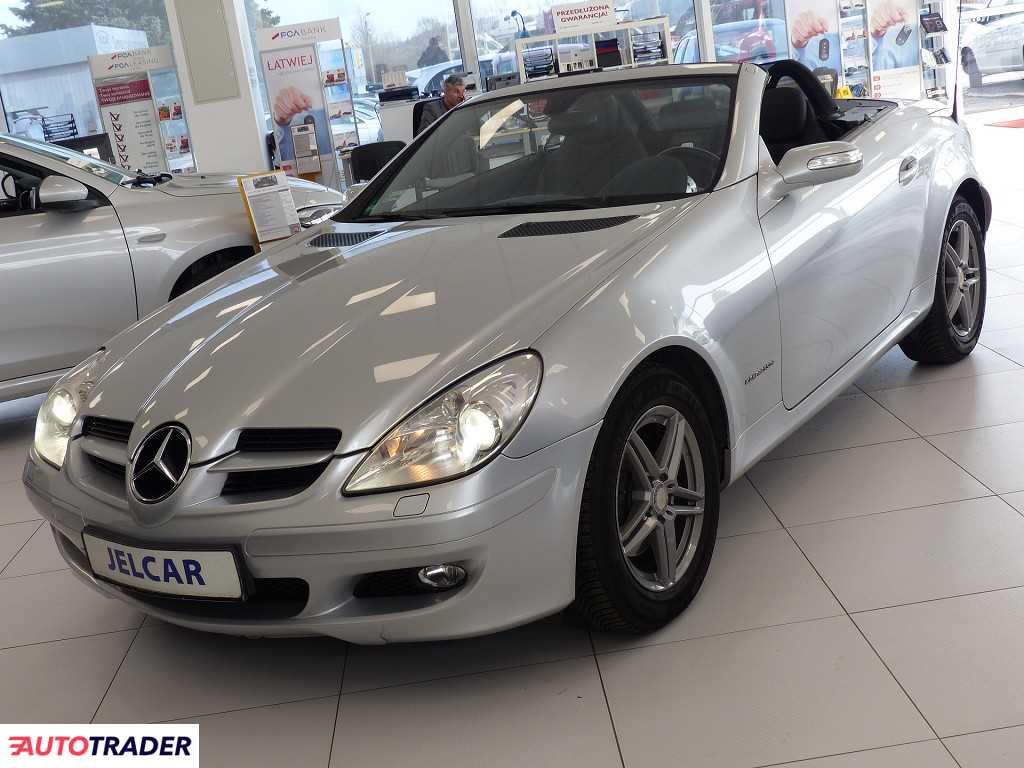 Mercedes SLK 2005 1.8 163 KM