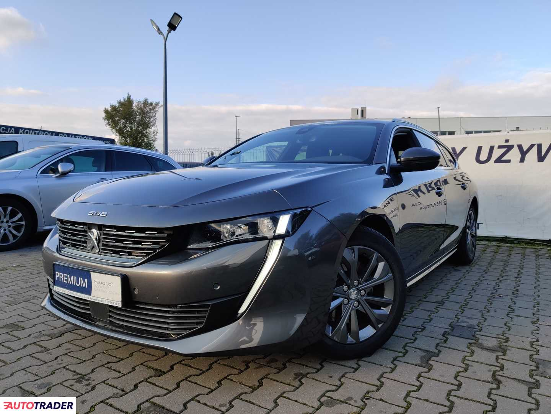 Peugeot 508 2019 2.0 163 KM