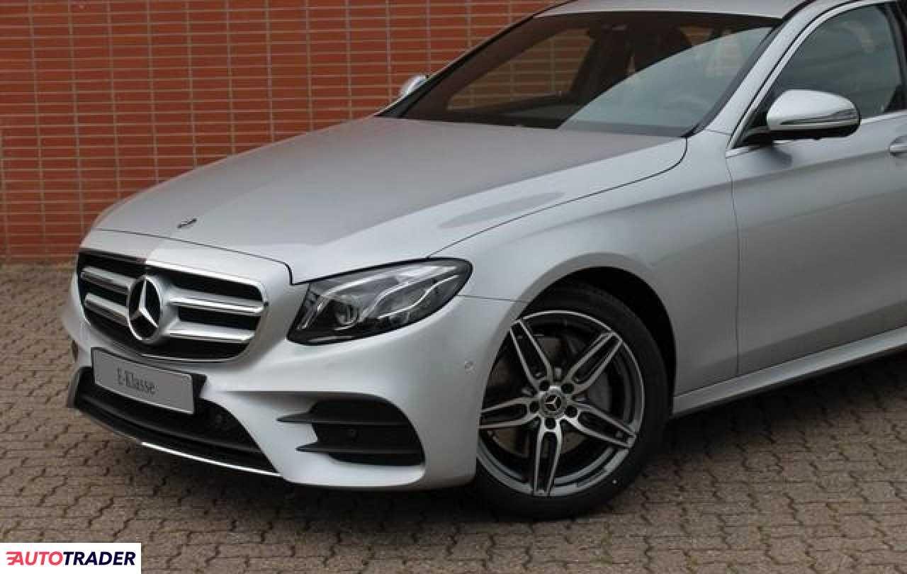 Mercedes E-klasa 2020 2.0 150 KM