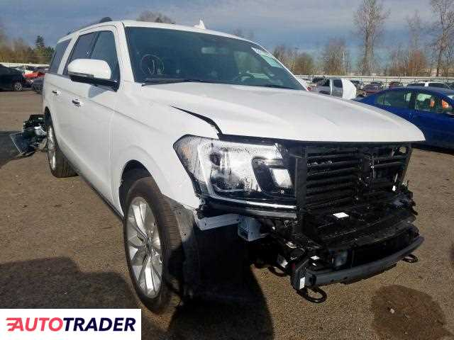 Ford Expedition 2019 3