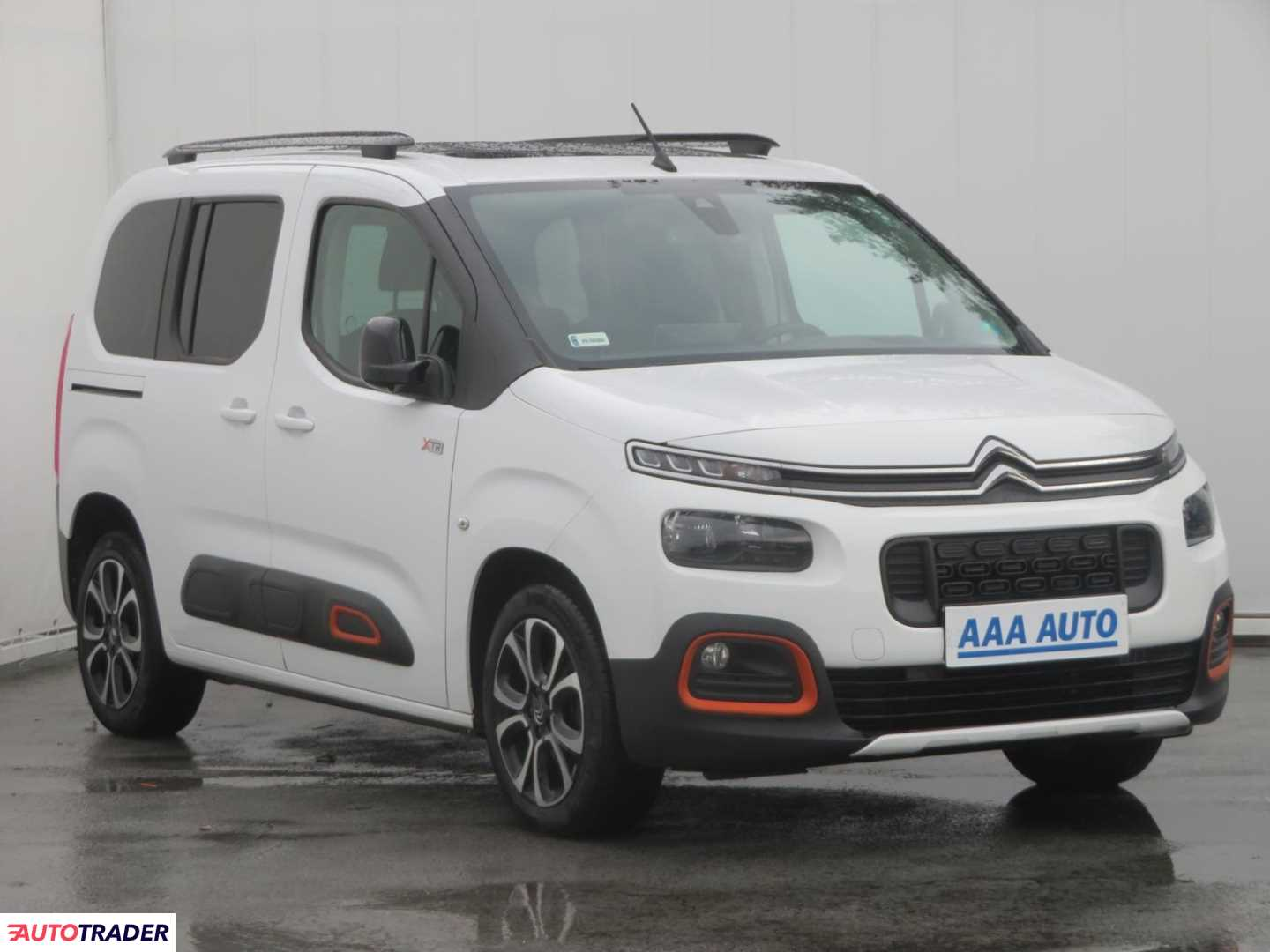 Citroen Berlingo 2018 1.2