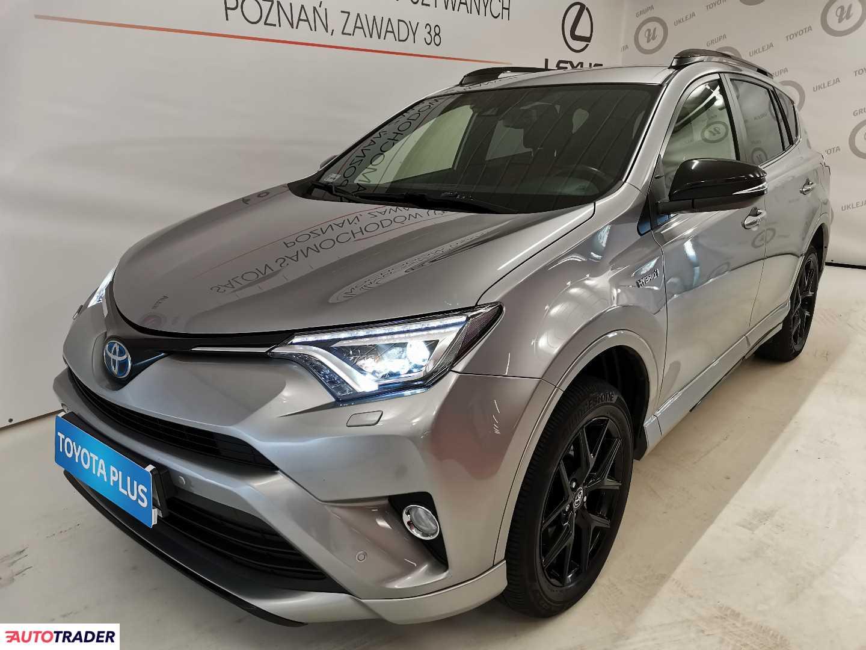 Toyota RAV 4 2018 2.5 155 KM