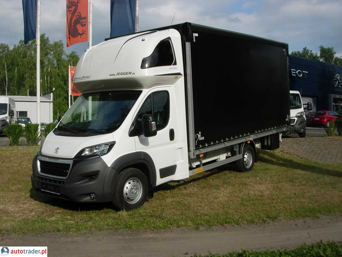 peugeot boxer 3 0 diesel 177 km 2016r d. Black Bedroom Furniture Sets. Home Design Ideas