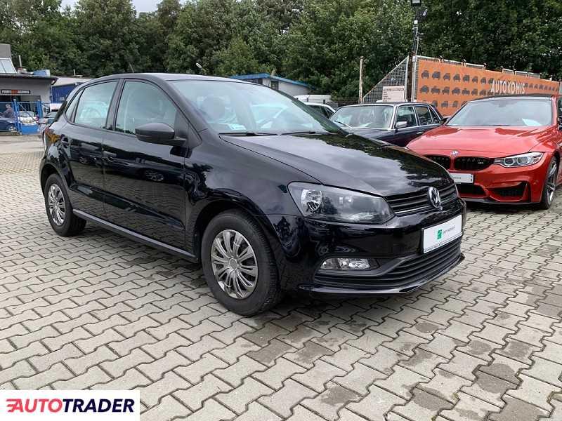 Volkswagen Polo 2015 1.4 75 KM