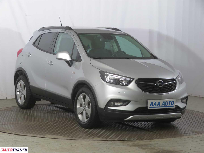 Opel Mokka 2019 1.4 138 KM