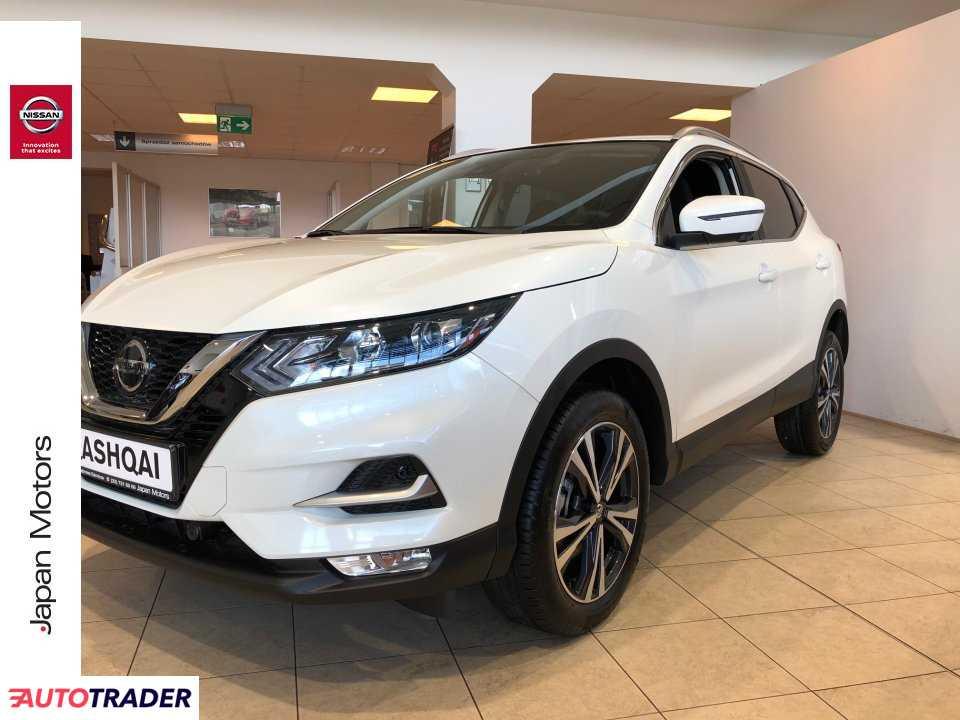 Nissan Qashqai 2019 1.3 140 KM