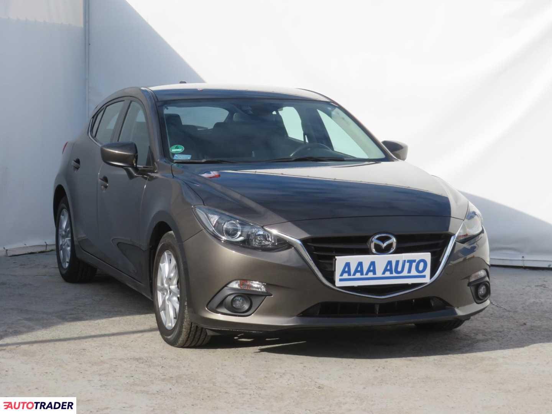 Mazda 3 2013 1.5 99 KM