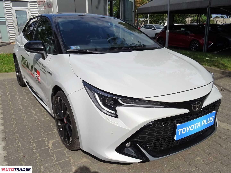 Toyota Corolla 2020 2.0 180 KM