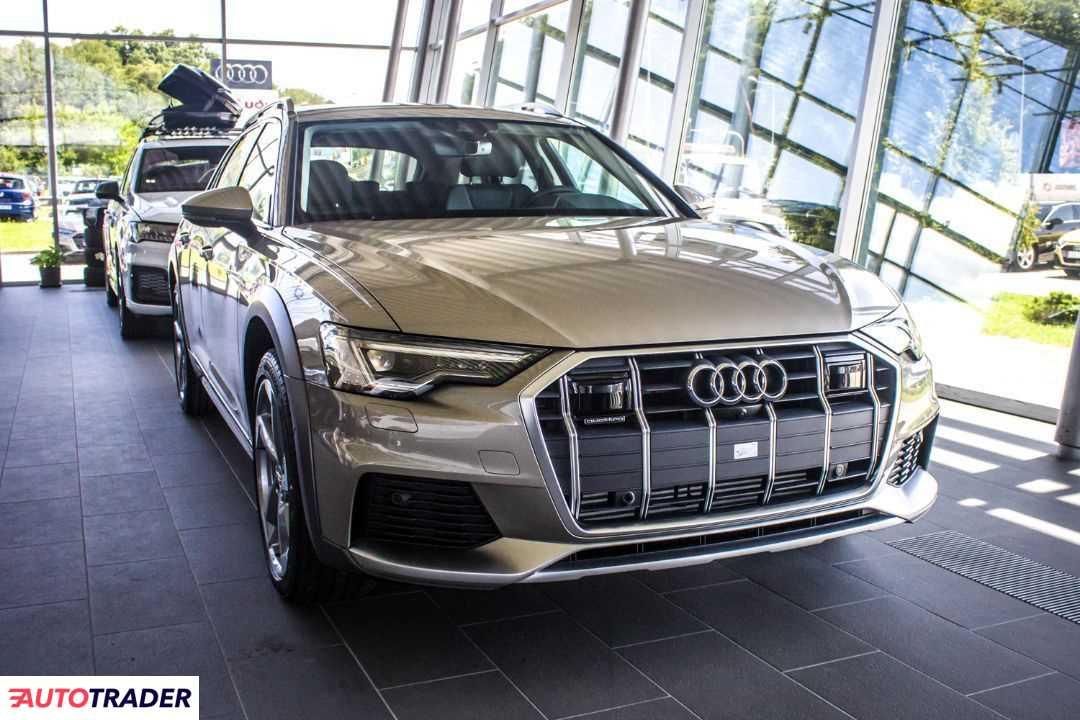 Audi A6 2020 3.0 231 KM