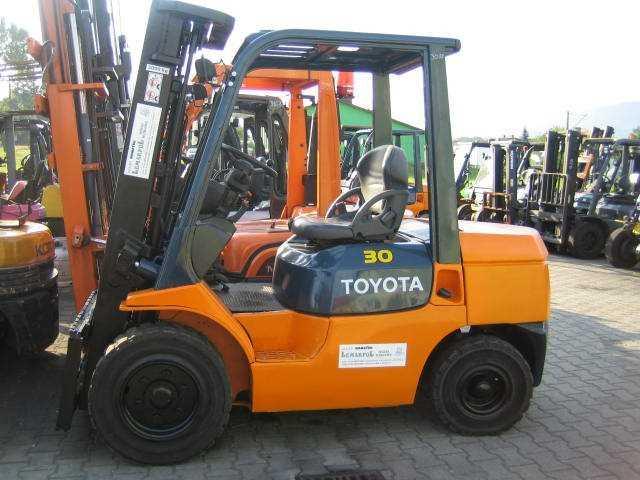 Toyota 02-7FDF30 2000r.