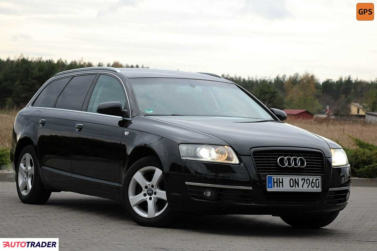 Audi A6 2005 2.7 180 KM