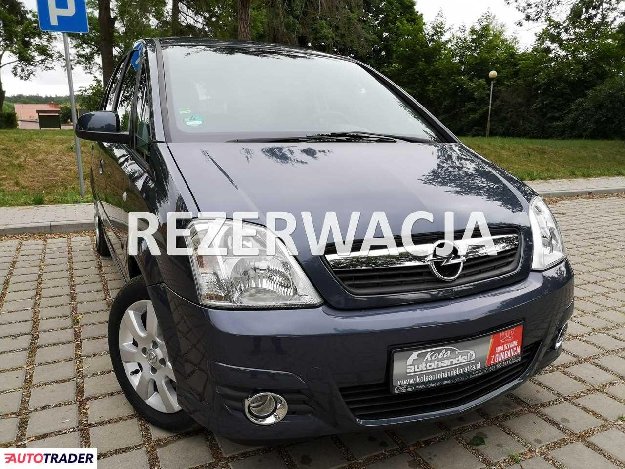 Opel Meriva 2006 1.6 105 KM