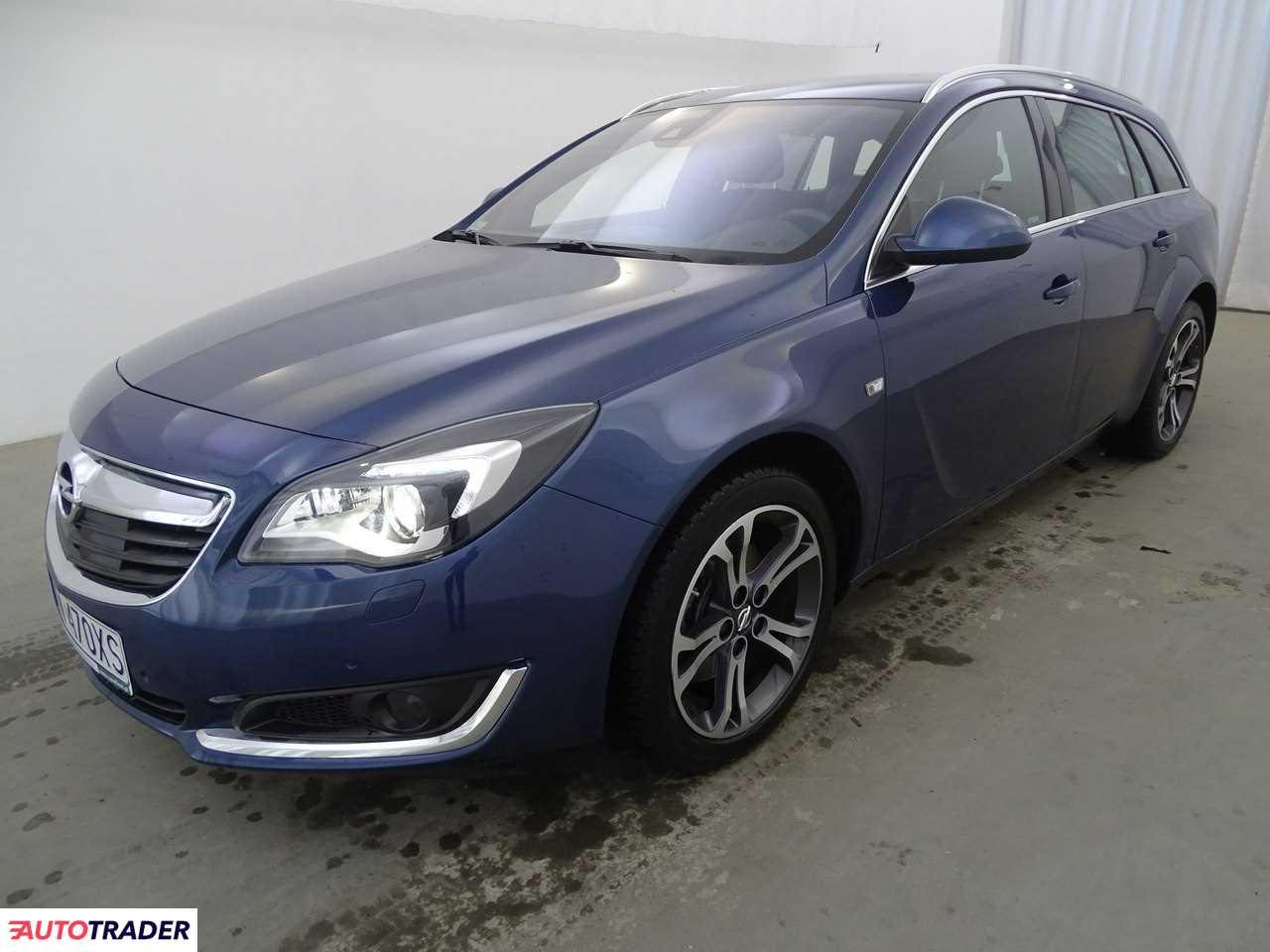 Opel Insignia 2017 1.6 170 KM