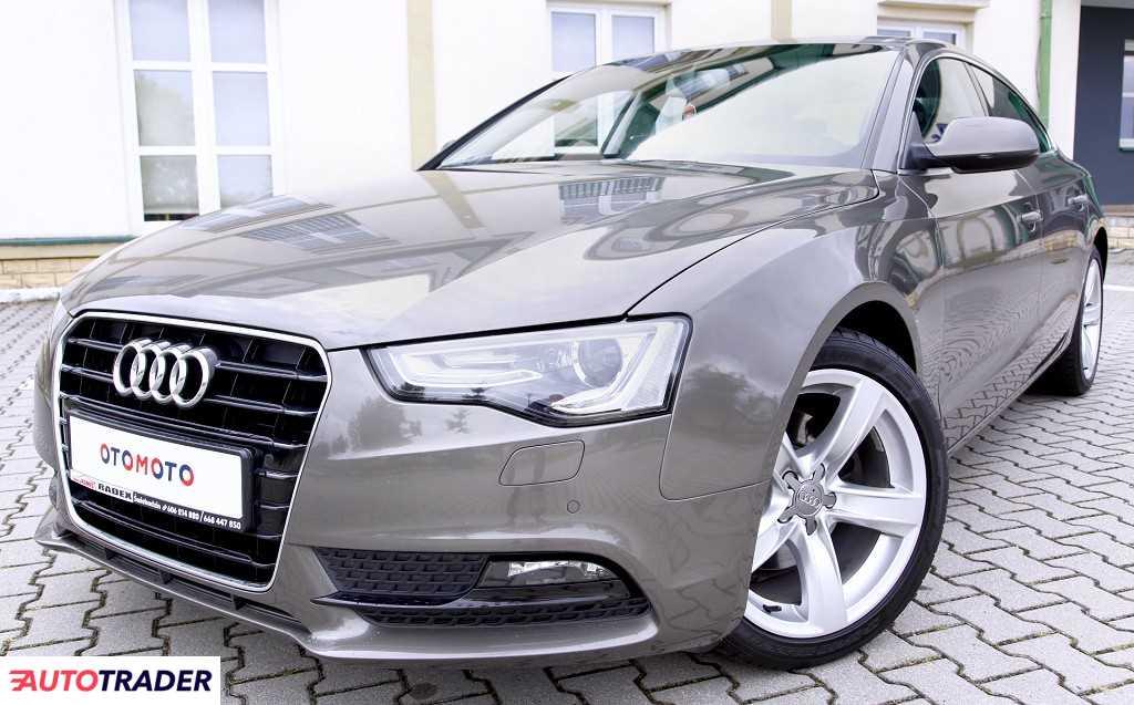Audi A5 2012 1.8 170 KM