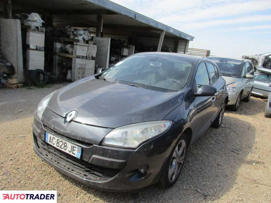 Renault Megane 2009 1.9 177 KM