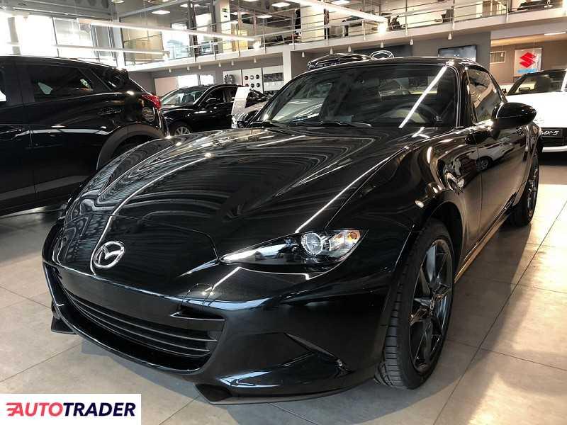Mazda MX-5 2018 2.0 160 KM