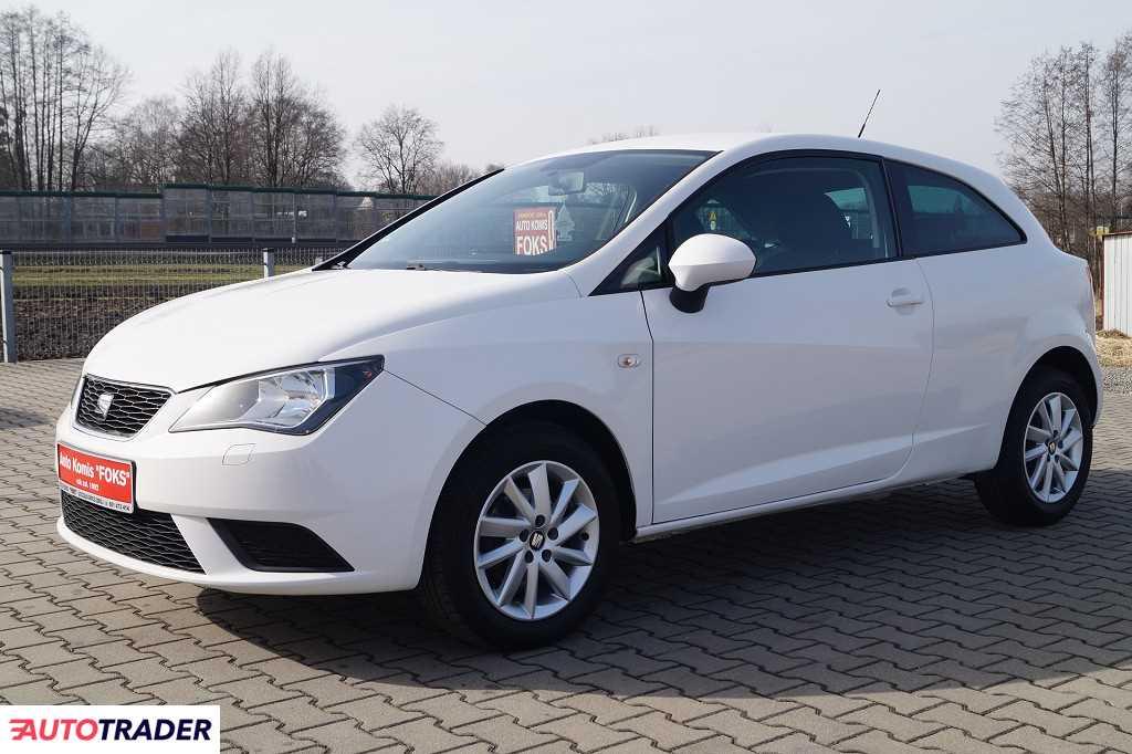 Seat Ibiza 2014 1.4 85 KM