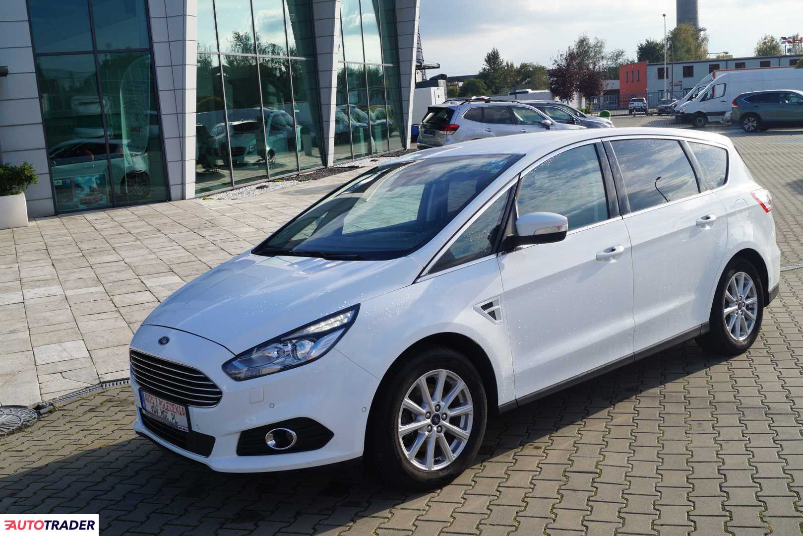 Ford S-Max 2016 2.0 180 KM