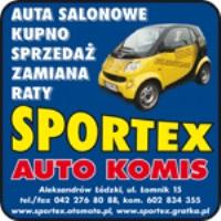 SPORTEX S.C Auta z polskiej sieci dealerskiej z GWARANCJĄ VIP.