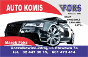 AUTO KOMIS FOKS