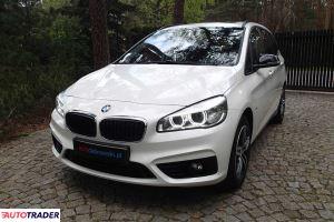 BMW 218 2018 2.0 150 KM