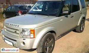 Land Rover Discovery 2.7 2009 r. - zobacz ofertę