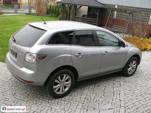 Mazda CX-7 2010 2.2 173 KM