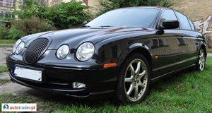 Jaguar S-Type 3.0 2001 r. - zobacz ofertę