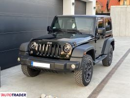 Jeep Wrangler 2012 2.8 200 KM