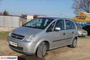 Opel Meriva - zobacz ofertę
