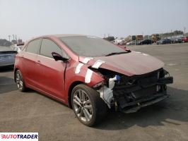 Hyundai Elantra 2016 2