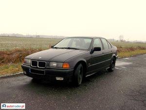 BMW 325 2.5 1995 r. - zobacz ofertę