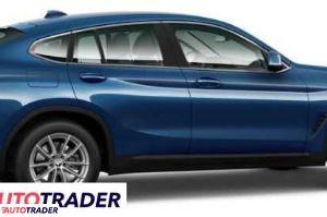 BMW X4 2020 2.0 190 KM