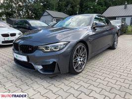 BMW M4 2017 3 450 KM