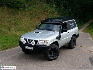 Nissan Patrol 2.8 1999 r. - zobacz ofertę