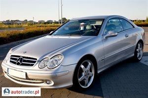 Mercedes CLK 2.7 2005 r. - zobacz ofertę