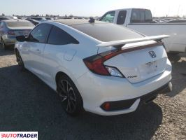 Honda Civic 2017 1