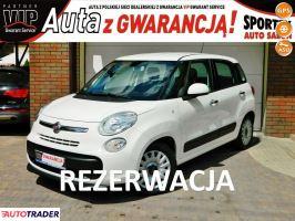 Fiat 500 L - zobacz ofertę