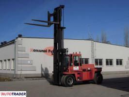 KALMAR 12-1200 o udźwigu 12 ton triplex 6m - zobacz ofertę